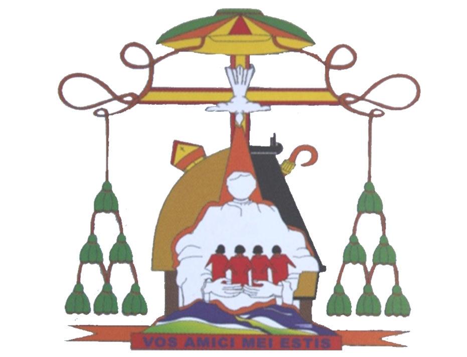 Logo Uskup Atambua Mgr. Dominikus Saku, Pr