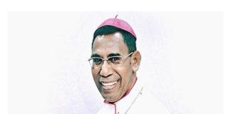 Mgr. Dr. Dominikus Saku Pr